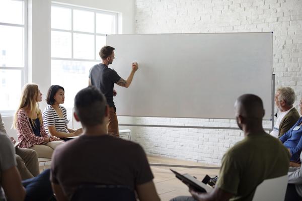 Cohésion de groupe en entreprise : proposer une vison commune